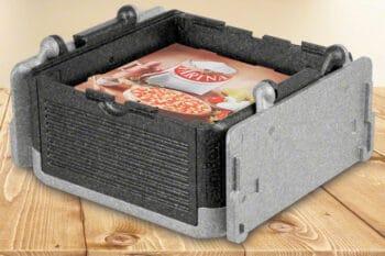 Thermo Flip box Lieferdienst Pizza