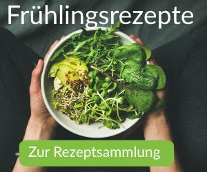 Banner Frühlingsrezepte | snackconnection