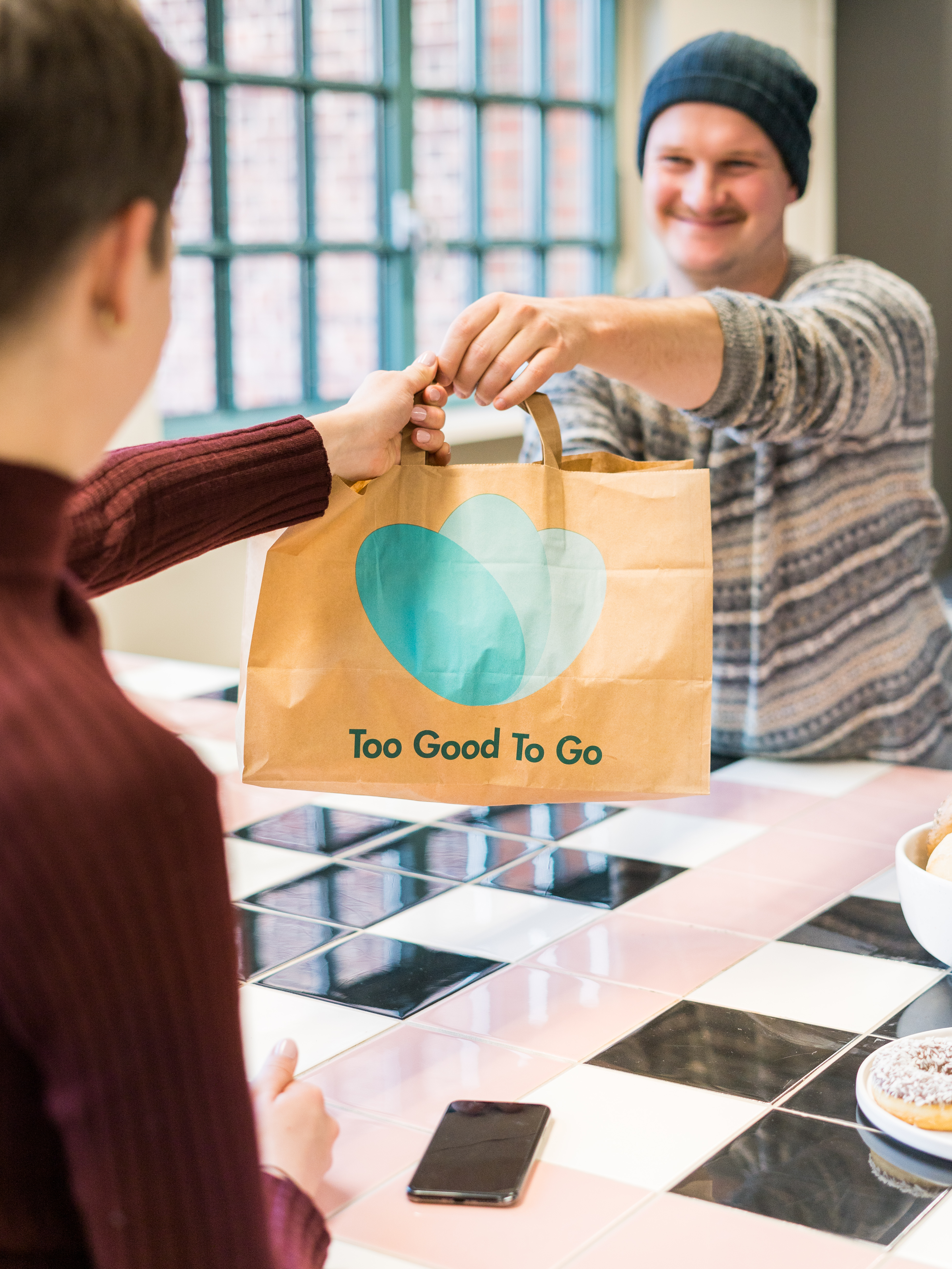 Too good to go Lieferservice App