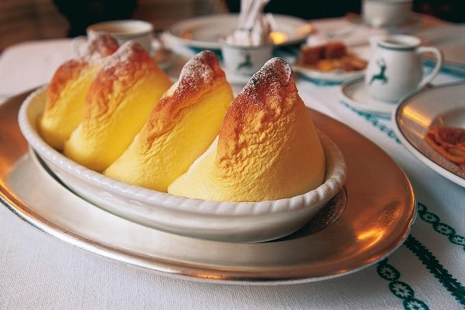 Salzburger Nockerl Dessert