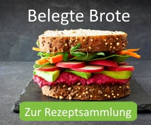 Banner Belegte Brote Sandwiches | snackconnection