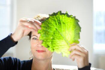 Hanni Rützler salatblatt