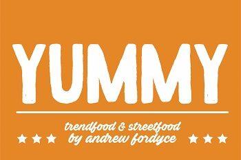 Yummy trendfood Logo