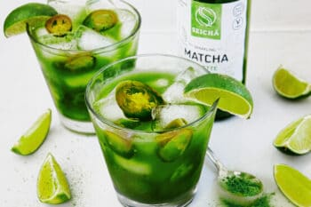Matcha Drink Food Report 2021 | snackconnection