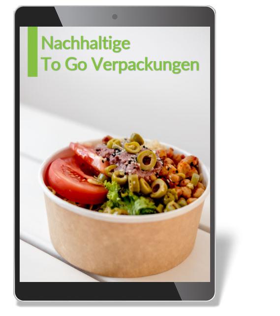 E-book nachhaltige To Go Verpackungen