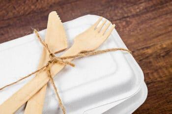 Nachhaltige To Go Verpackungen Besteck | snackconnection