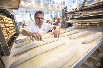 Brot Bäcker auf der Südback 2019