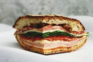 Belegtes Sandwich USA   snackconnection