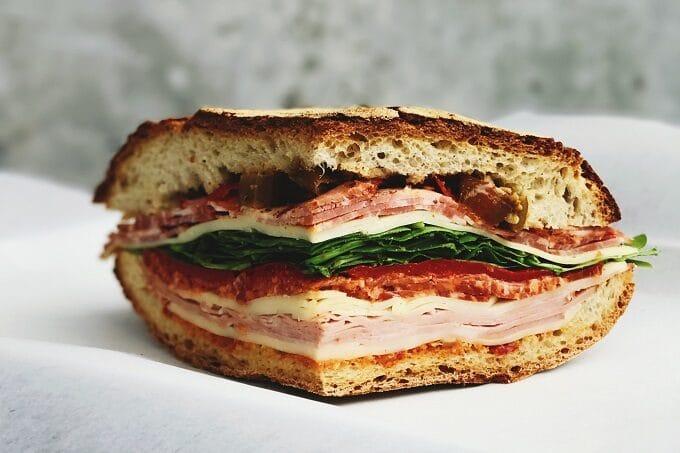 Belegtes Sandwich USA | snackconnection