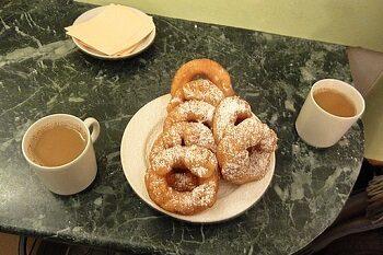 Backwaren_Russische_Donuts