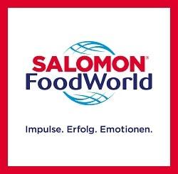 Salomon Logo 250x245