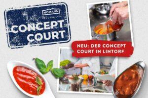 Homann Conceptcourt snackconnection