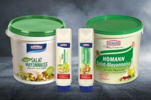 Homann Salatmayonnaise snackconnection