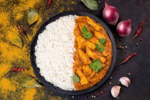 Homann Hähnchen Curry snackconnection