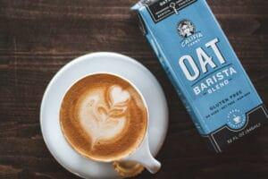 Kaffee Milchalternative Hafermilch snackconnection