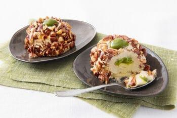 Dessert mit Pistazien und Mandeln von Bindi / snackconnection