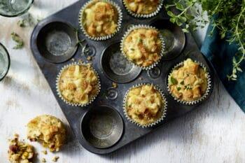 Back-Camembert-Muffins von Alpenhain Rezept / snackconnection