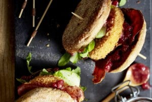 Alpenhain Back-Camembert Burger snackconnection