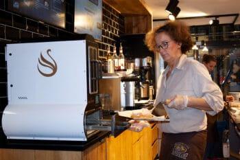 Grillomax Bakery in Bäckerei Anwendung