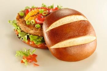 Laugen-Burger Bun Ditsch