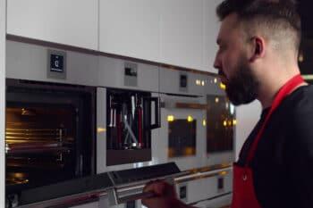 Hybrid Gastrogeräte Kombidämpfer Konvektomat