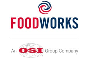 Foodworks logo | snackconnection
