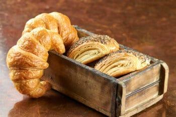 Croissant und Plunderteilchen Lindemann