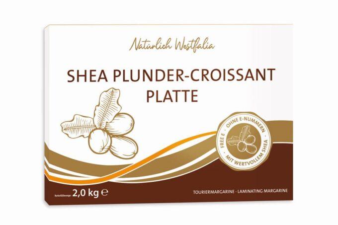Shea Plunder Croissant Platte Verpackung / snackconnection