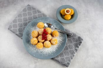 Cheeseballs von Alpenhain mit Berren / snackconnection