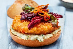 Chicken Burger OSI Foodworks