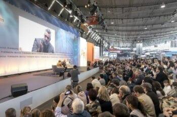 Intergastra 2020 Messe Bühne Gesrpäch Zuschauer / snackconnection