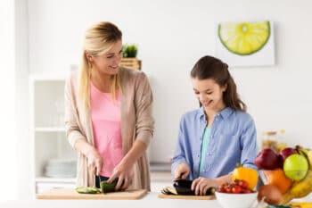 Familie kocht gesund   snackconnection