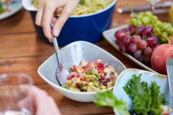 vegetarisches Essen   snackconnection