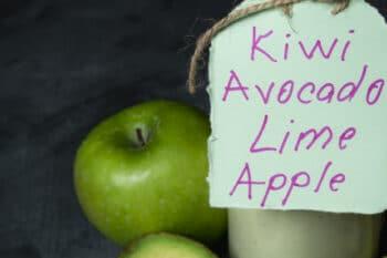 Smoothie Apfel Kiwi Limone Clean Label | snackconnection
