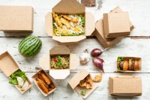 Nachhaltige To Go Verpackungen Messerle Übersicht