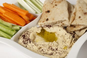 Hummus Gemüse | snacoconnection