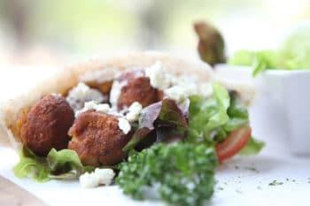 Falafel Pita | snackconnection