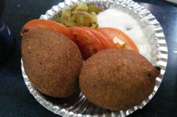 Snacks Levante Kebbeh Fleischbällchen | snackconnection