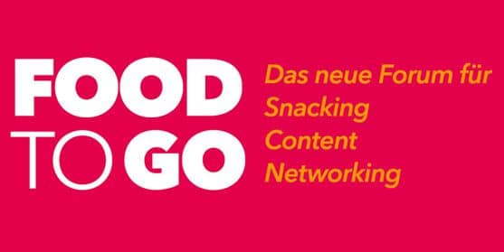 Logo vom Food To Go Forum 2021 / snackconnection