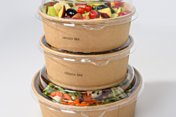 Messerle Salatbowls To Go Verpackung