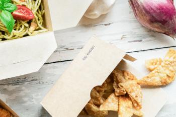 Nachhaltige To Go Verpackung Meserle Asiabox