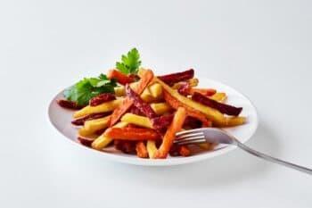 Ardo TRicolore Gemüse Fries Schüssel | snackconnection