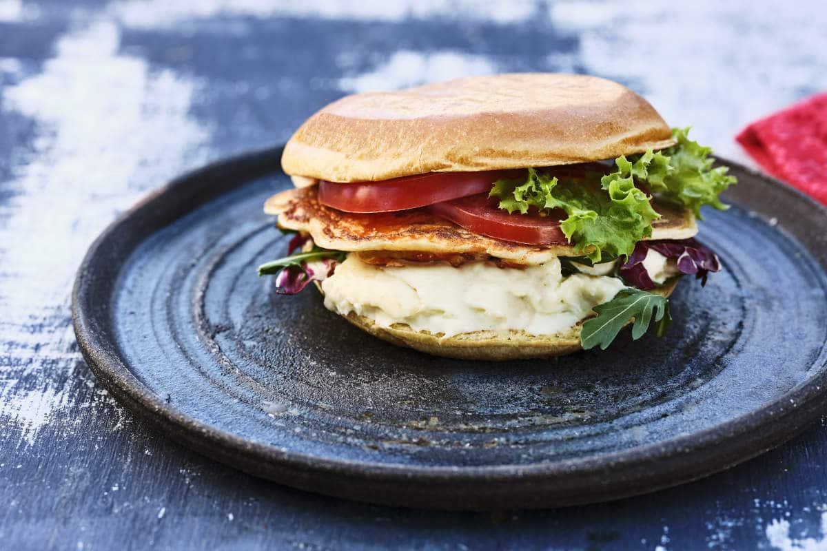 Japanischer Burger | snackconnection
