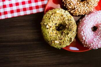 Bunte Donuts | snackconnection