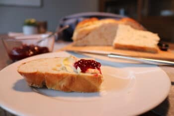 Butterbrot mit Marmelade | snackconnection