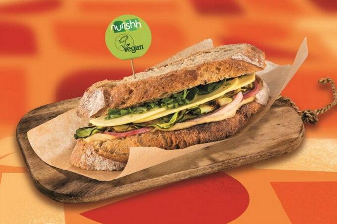 Veganes Käse-Sandwich   snackconnection