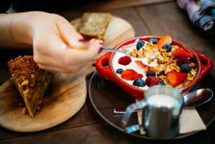 Joghurtbowl mit Müsli | snackconnection