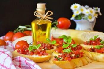 Bruschetta-Brote Öl | snackconnection