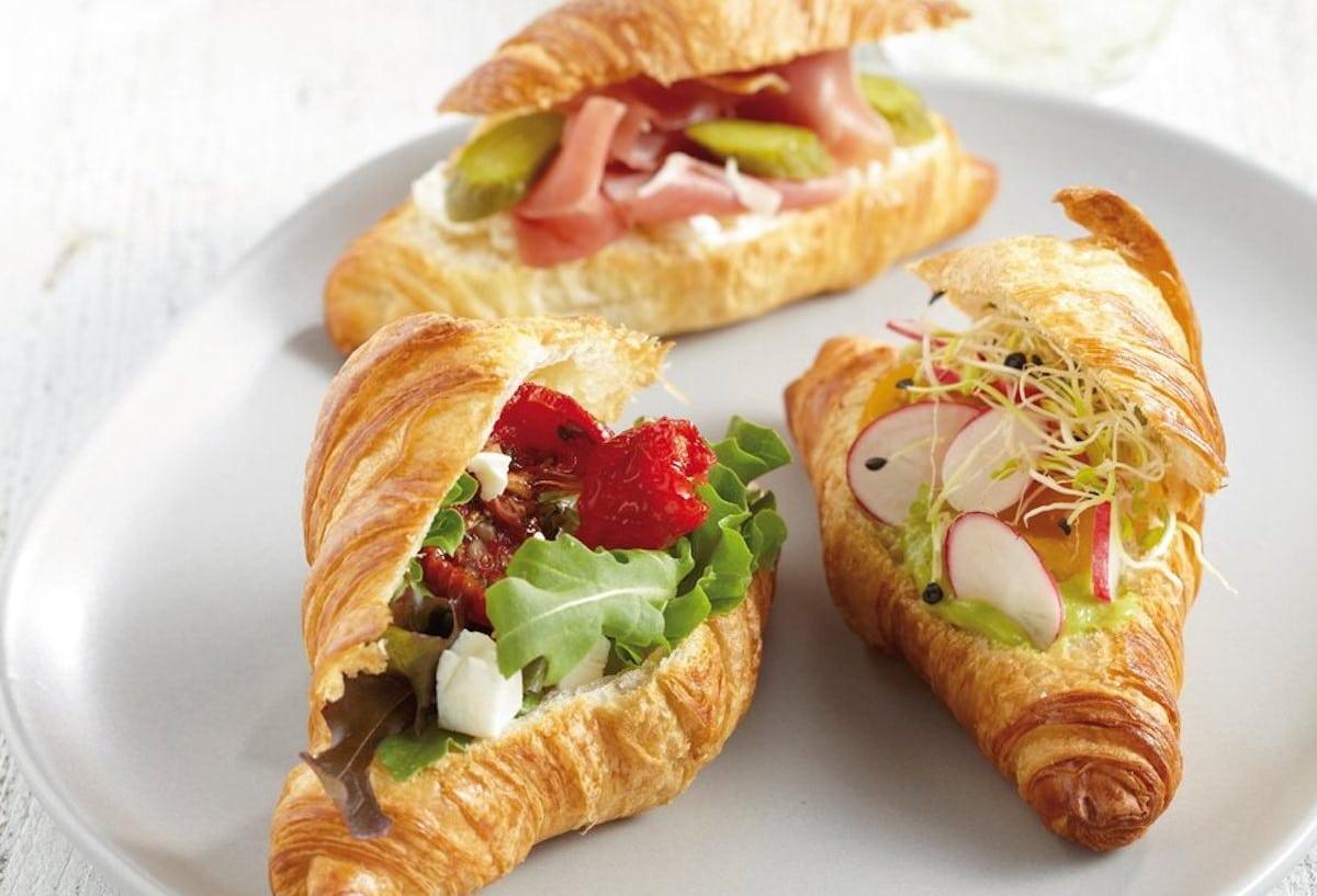 Croissant-Sandwiches | snackconnection