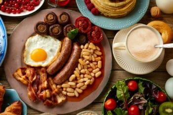 Englisches Frühstück | snackconnection